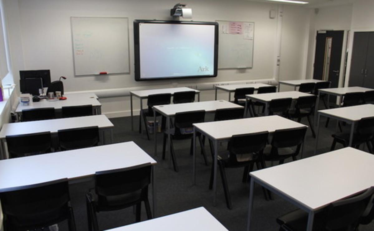 Classrooms - SLS @ Ark All Saints Academy - Southwark - 1 - SchoolHire