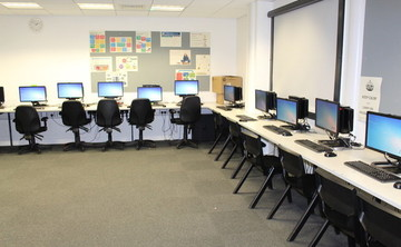 Specialist Classroom - IT Suite  - SLS @ Ark All Saints Academy - Southwark - 1 - SchoolHire