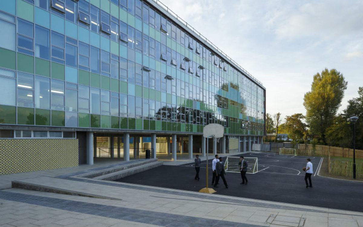 SLS @ Ark Putney Academy - Wandsworth - 2 - SchoolHire