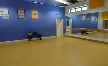Dance Studio  - SLS @ Ark Burlington Danes Academy - Hammersmith and Fulham - 1 - SchoolHire