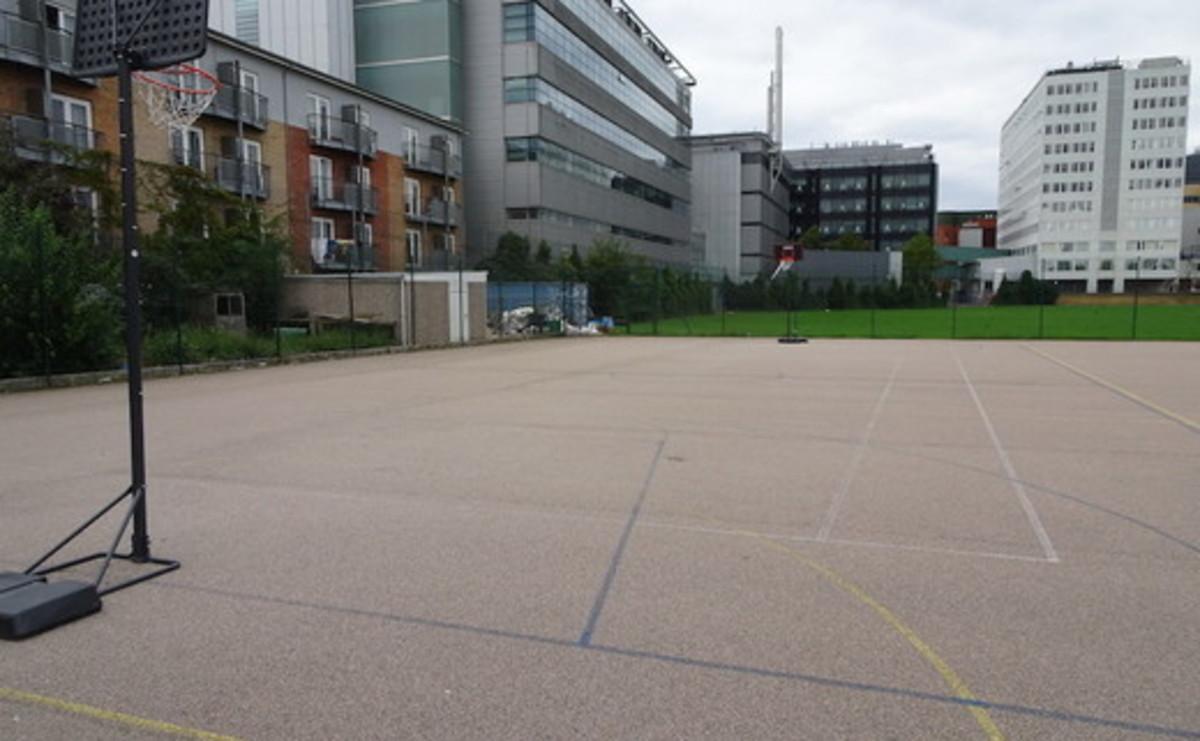Tarmac Area  - SLS @ Ark Burlington Danes Academy - Hammersmith and Fulham - 2 - SchoolHire