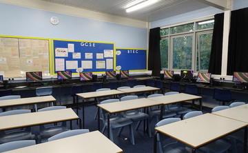 Specialist Classroom - IT Room  - SLS @ Ark Burlington Danes Academy - Hammersmith and Fulham - 1 - SchoolHire