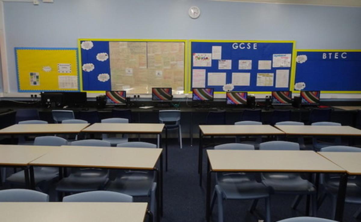 Specialist Classroom - IT Room  - SLS @ Ark Burlington Danes Academy - Hammersmith and Fulham - 2 - SchoolHire