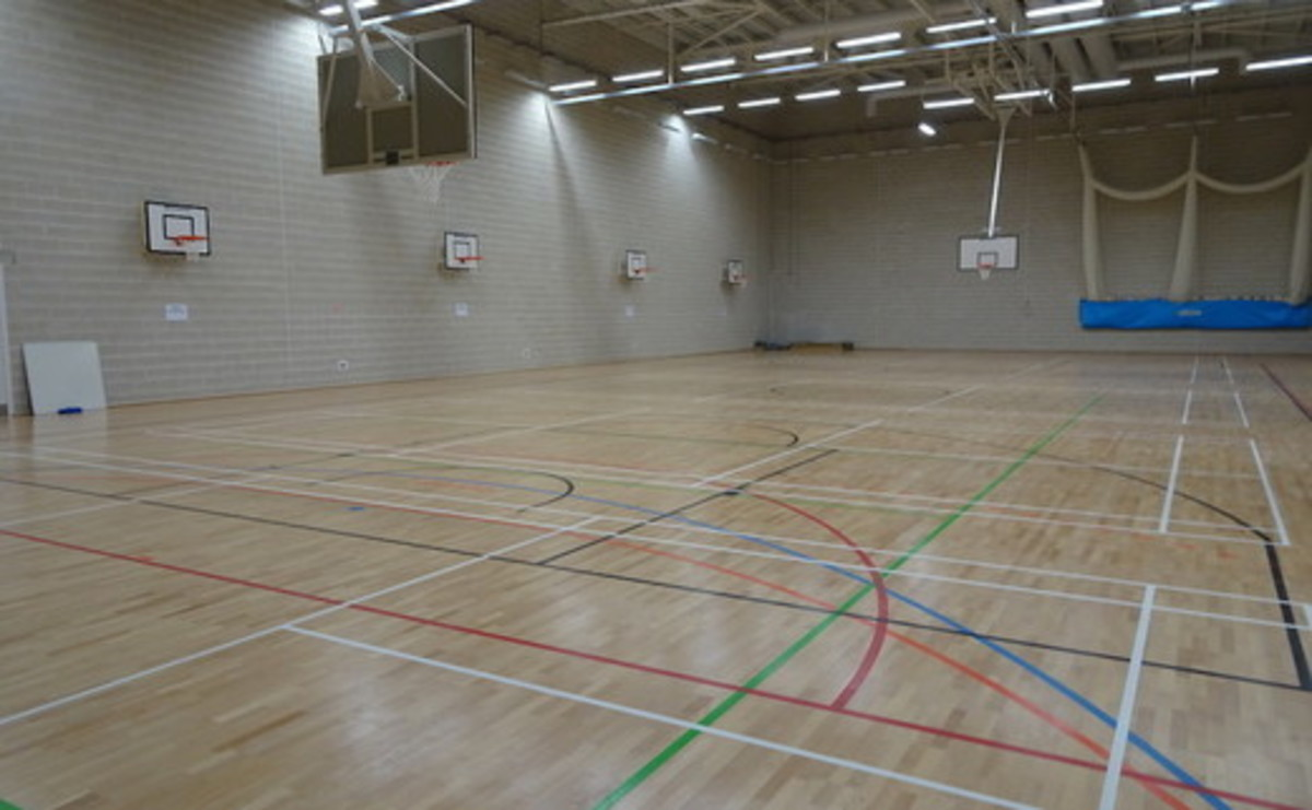 Sports Hall  - SLS @ Ark Elvin Academy - Brent - 1 - SchoolHire