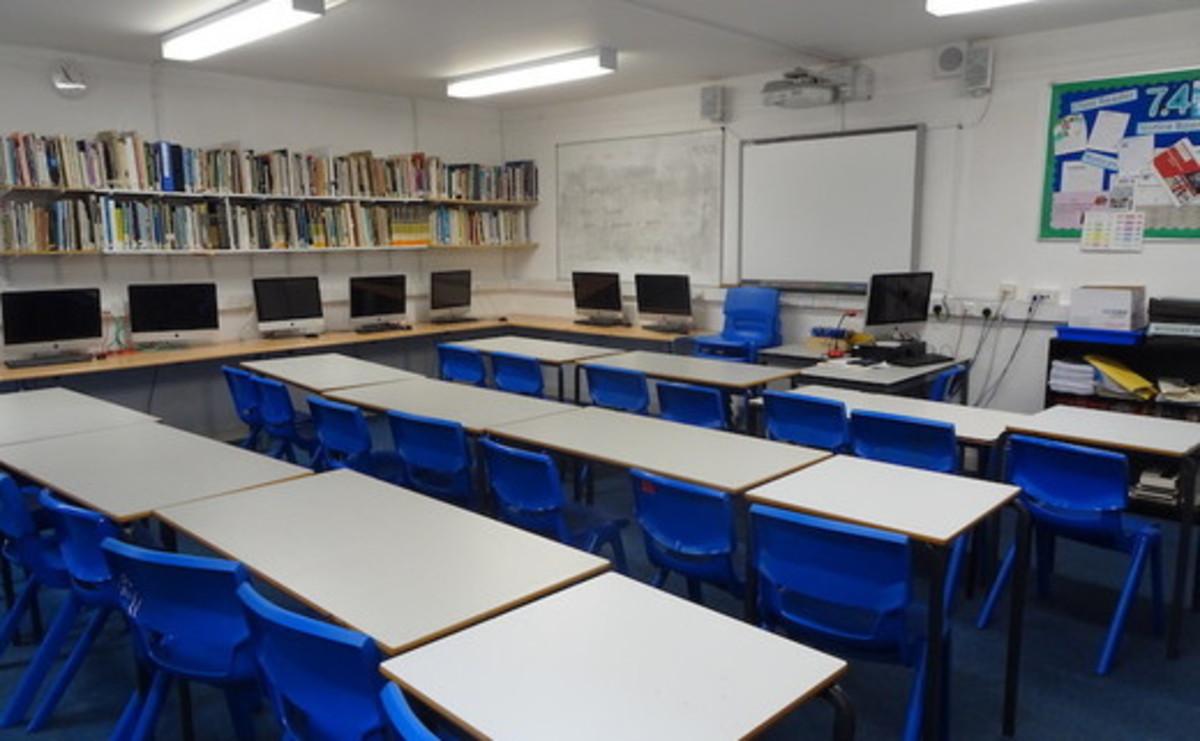 Classroom - SLS @ Ark Burlington Danes Academy - Hammersmith and Fulham - 1 - SchoolHire