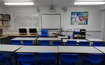 Classroom - SLS @ Ark Burlington Danes Academy - Hammersmith and Fulham - 2 - SchoolHire