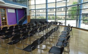 Atrium - SLS @ Ark Burlington Danes Academy - Hammersmith and Fulham - 1 - SchoolHire