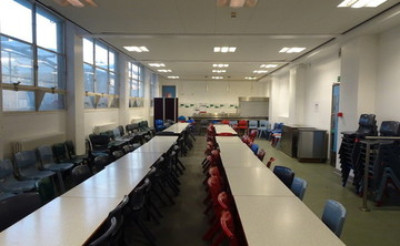Dining Room  - SLS @ Ark Burlington Danes Academy - Hammersmith and Fulham - 1 - SchoolHire