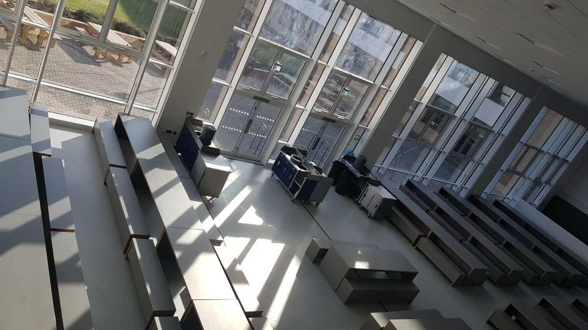 Dining Room  - SLS @ Ark Elvin Academy - Brent - 2 - SchoolHire