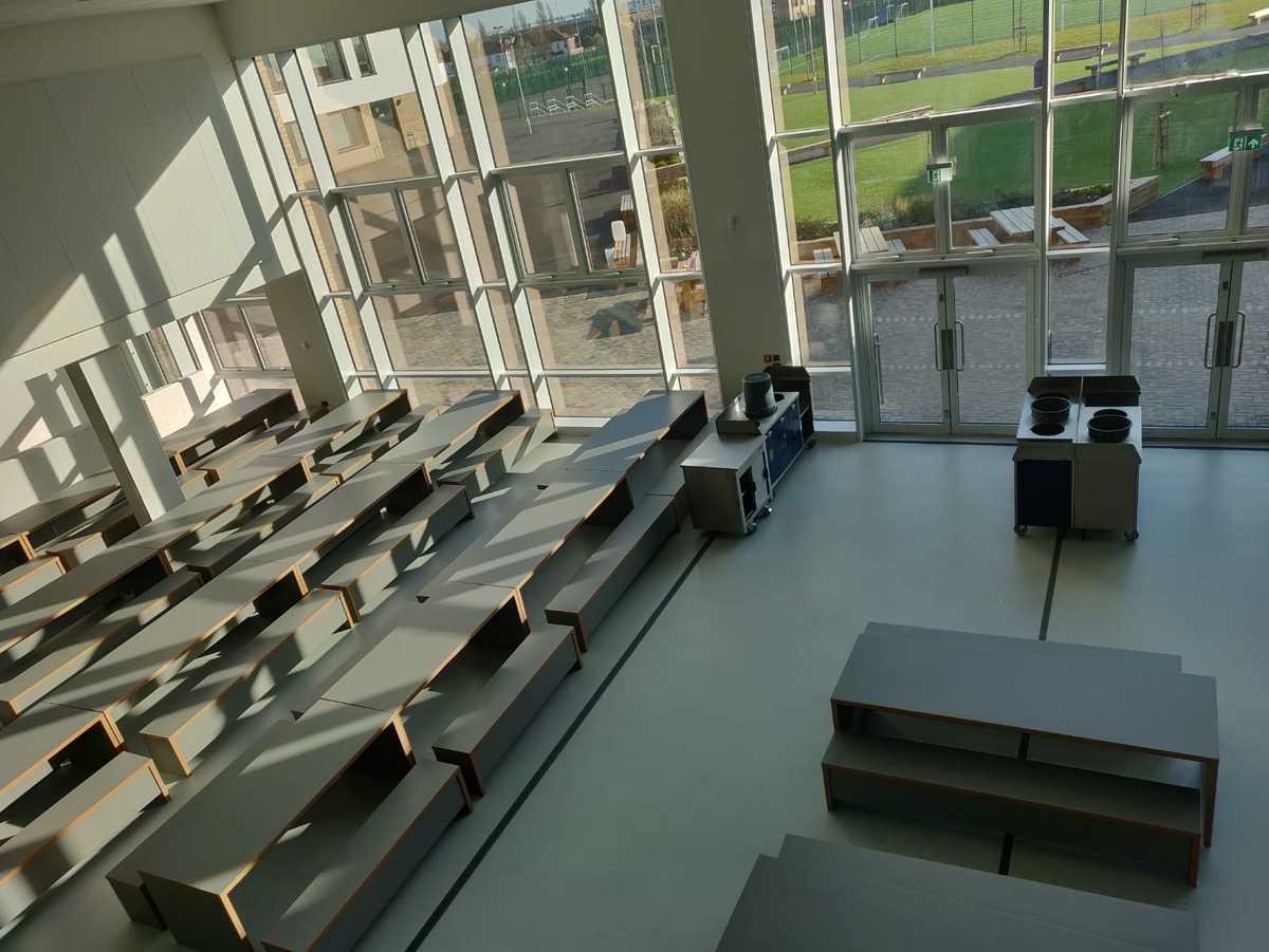 Dining Room  - SLS @ Ark Elvin Academy - Brent - 4 - SchoolHire
