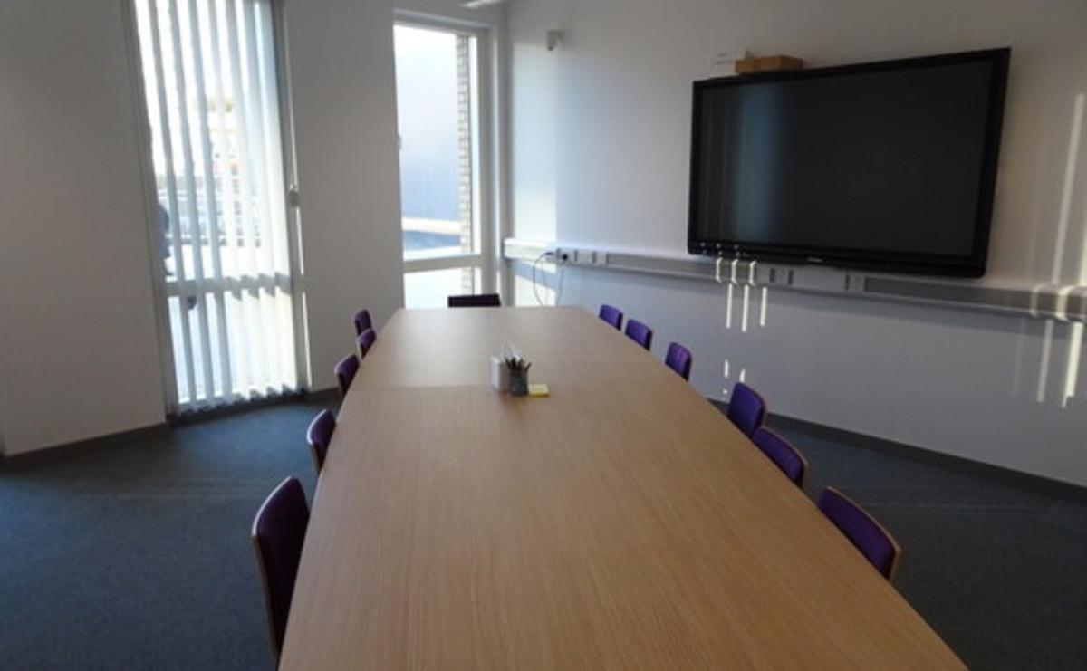 Specialist Classroom - Conference Room  - SLS @ Ark Elvin Academy - Brent - 1 - SchoolHire