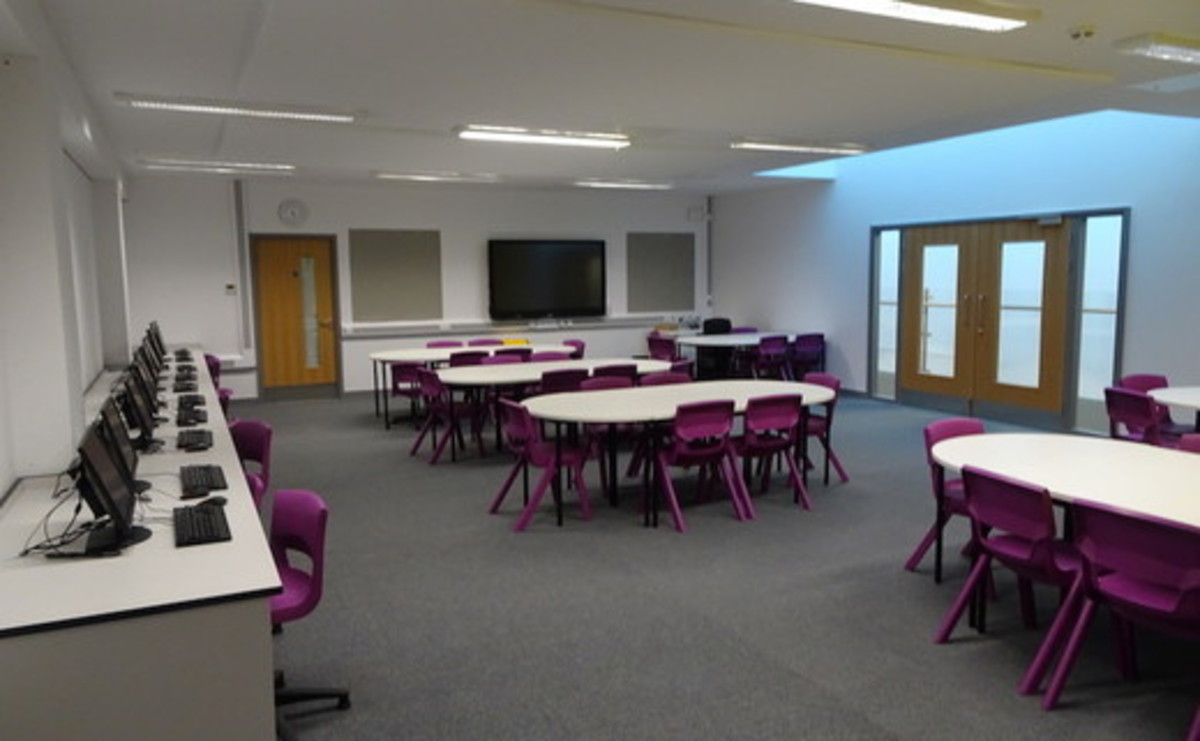 6th Form Centre  - SLS @ Ark Elvin Academy - Brent - 1 - SchoolHire