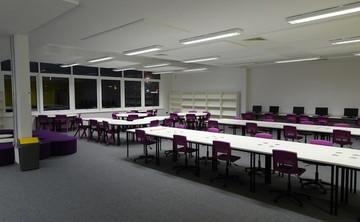 Library  - SLS @ Ark Elvin Academy - Brent - 2 - SchoolHire