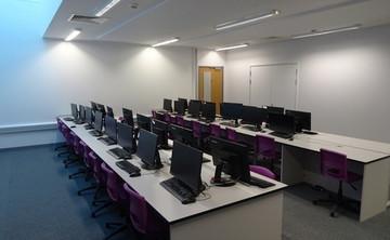 Specialist Classroom - IT Suite  - SLS @ Ark Elvin Academy - Brent - 2 - SchoolHire