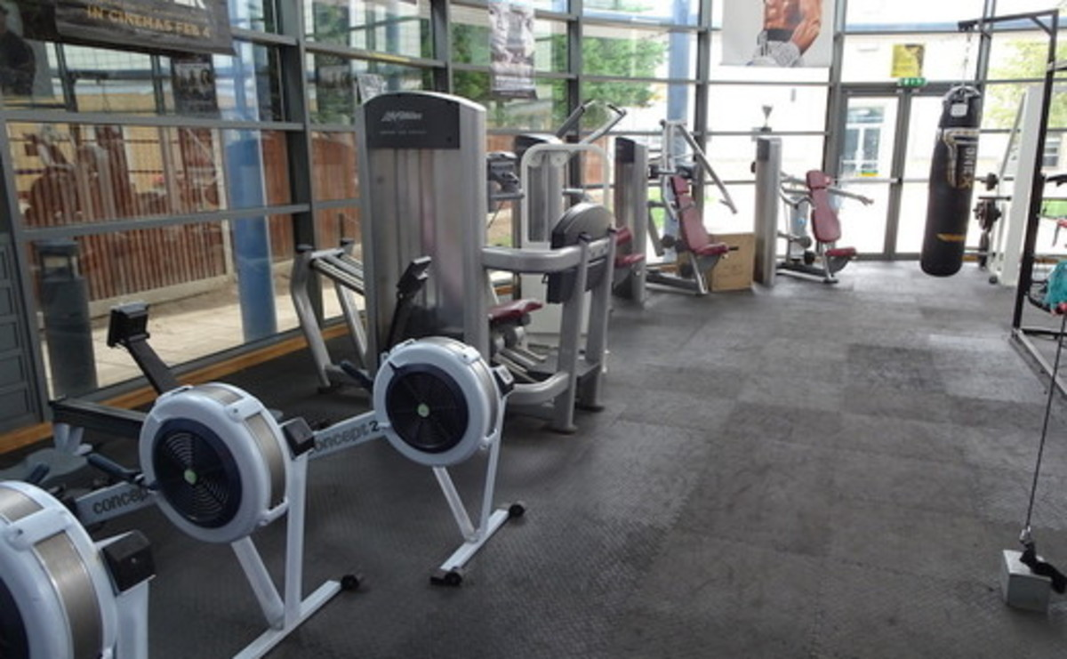 Fitness Suite  - SLS @ Ark Burlington Danes Academy - Hammersmith and Fulham - 3 - SchoolHire