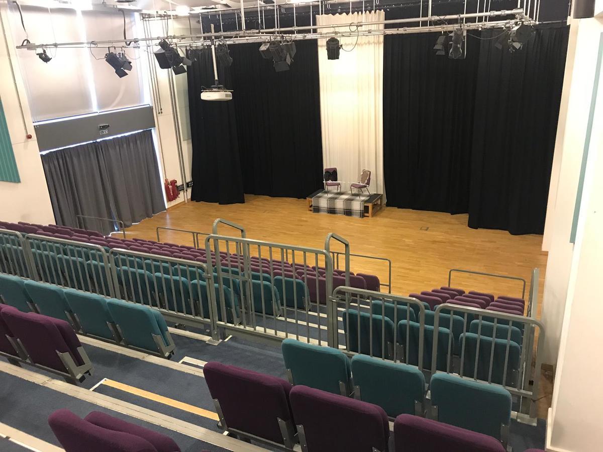 Theatre  - SLS @ Ark Burlington Danes Academy - Hammersmith and Fulham - 2 - SchoolHire