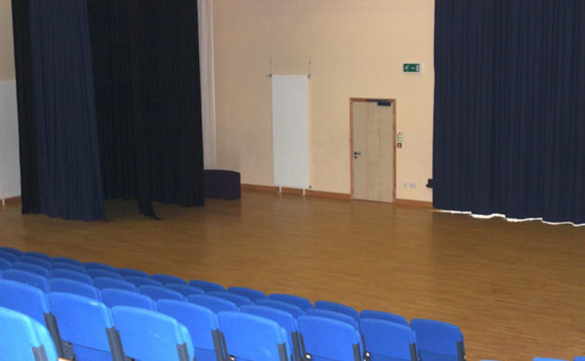 Main Hall - SLS @ Barnsley Academy - Barnsley - 1 - SchoolHire