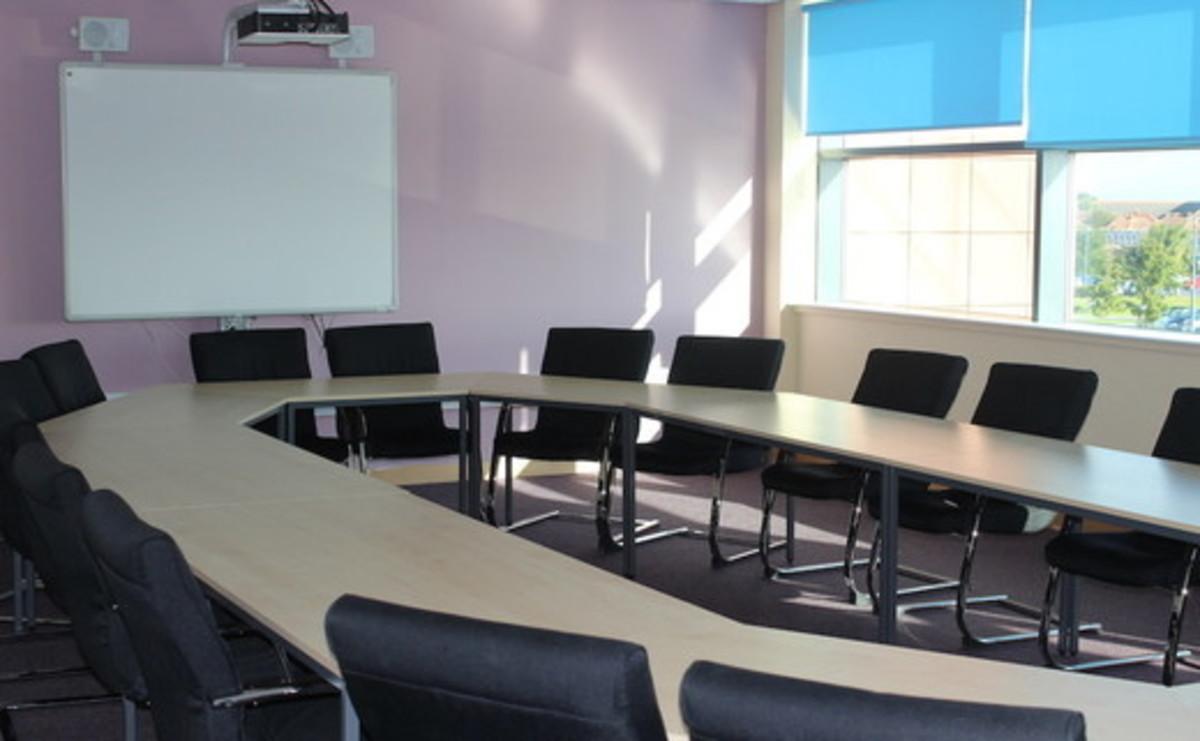 Specialist Classroom - Conference Room - SLS @ Barnsley Academy - Barnsley - 1 - SchoolHire