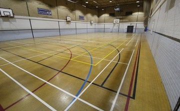 Sports Hall  - SLS @ Bartley Green School - Birmingham - 1 - SchoolHire
