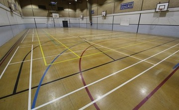 Sports Hall  - SLS @ Bartley Green School - Birmingham - 2 - SchoolHire