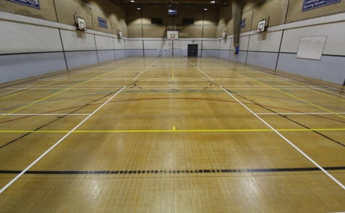 Sports Hall  - SLS @ Bartley Green School - Birmingham - 3 - SchoolHire