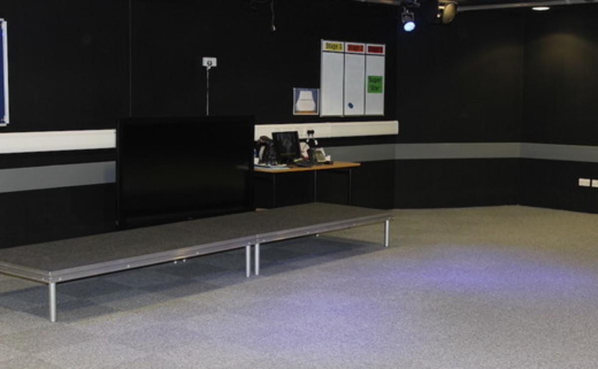 Drama Studio - SLS @ Barnsley Academy - Barnsley - 1 - SchoolHire