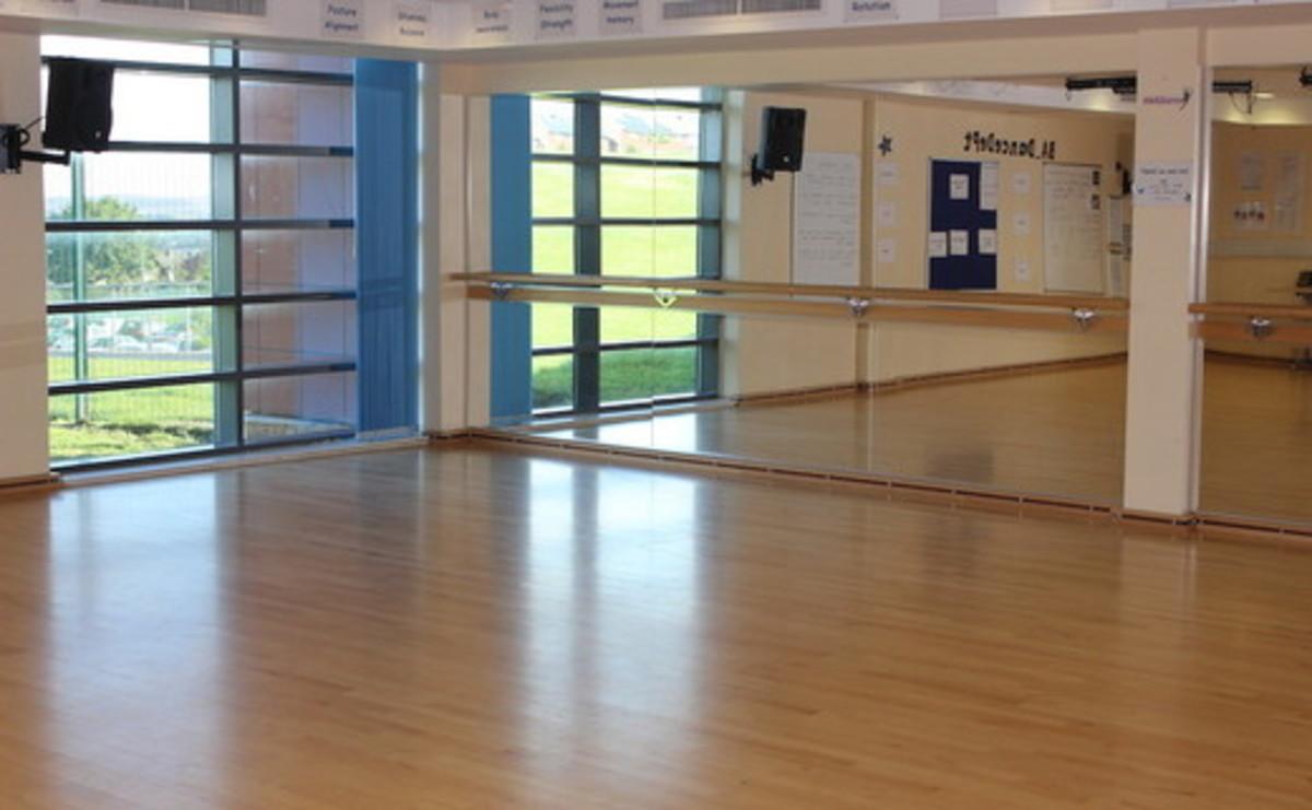 Dance Studio  - SLS @ Barnsley Academy - Barnsley - 1 - SchoolHire