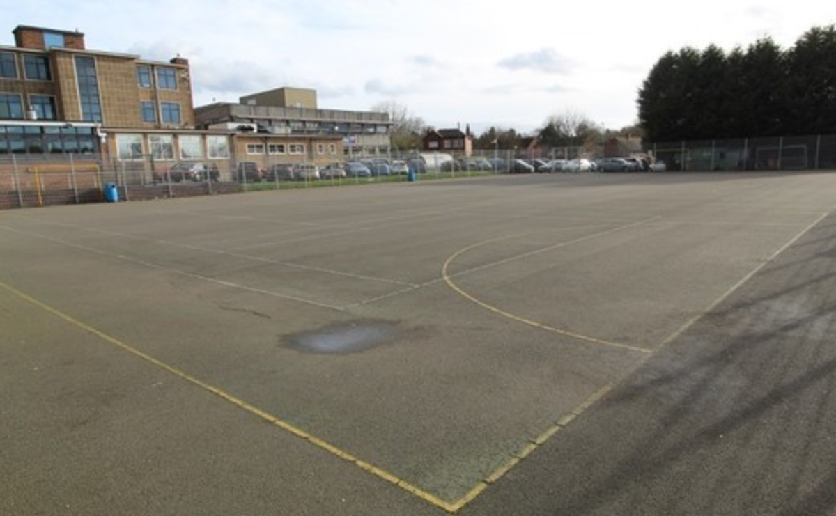Tarmac Area - Netball  - SLS @ Bartley Green School - Birmingham - 2 - SchoolHire