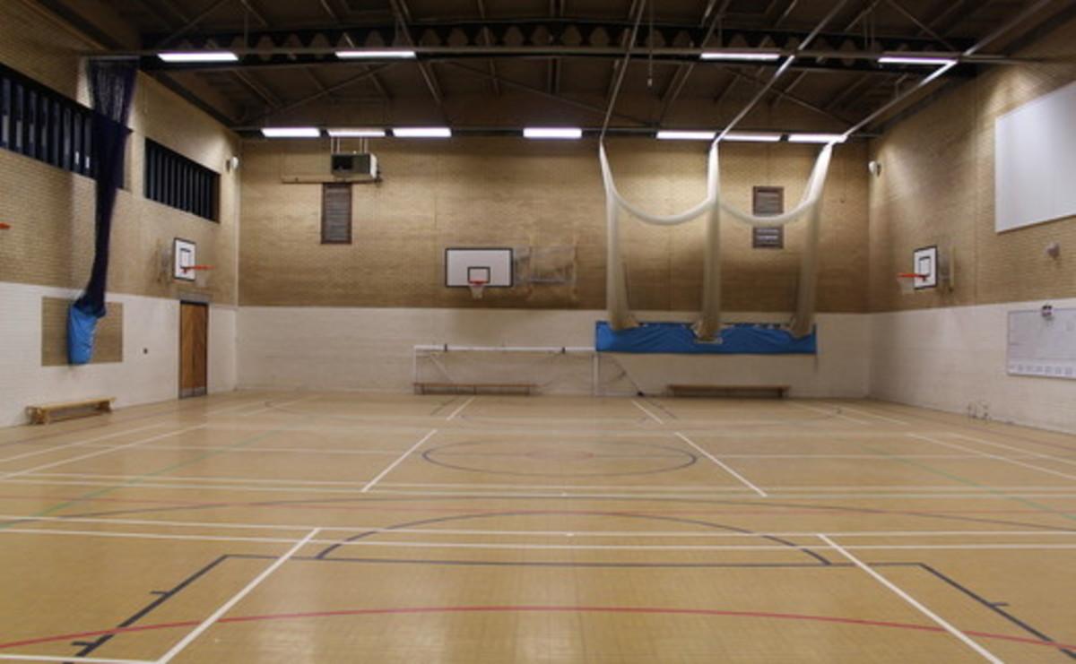 Sports Hall  - SLS @ Beverley Grammar School - East Riding of Yorkshire - 1 - SchoolHire
