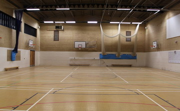 Sports Hall  - SLS @ Beverley Grammar School - East Riding of Yorkshire - 1 - SchoolHire