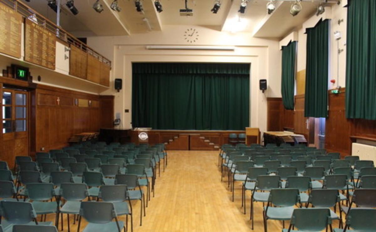 Main Hall  - SLS @ Beverley Grammar School - East Riding of Yorkshire - 1 - SchoolHire