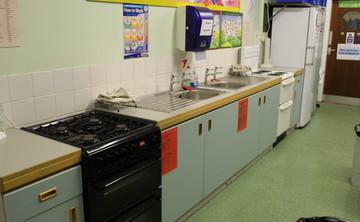Specialist Classroom - Cookery Room  - SLS @ Beverley Grammar School - East Riding of Yorkshire - 1 - SchoolHire