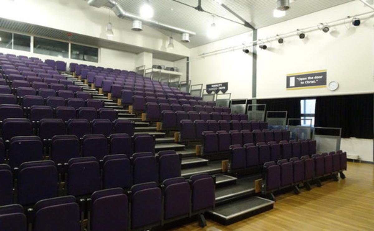 Theatre - SLS @ Bishop Challoner Catholic Federation of Schools - Tower Hamlets - 1 - SchoolHire
