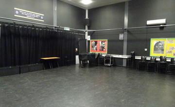 Drama Studio - 01 - SLS @ Bishop Challoner Catholic Federation of Schools - Tower Hamlets - 1 - SchoolHire