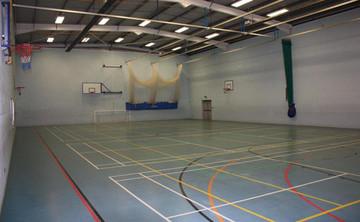 Sports Hall  - SLS @ Bishop Rawstorne CE Academy - Lancashire - 1 - SchoolHire