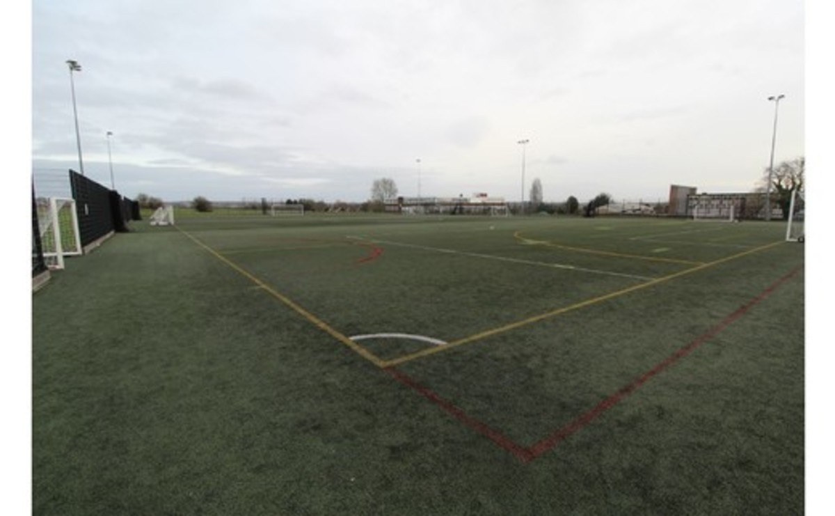 3G Pitch  - SLS @ Blessed Robert Sutton Catholic Voluntary Academy - Staffordshire - 1 - SchoolHire