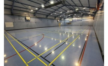 Sports Hall - SLS @ Blessed Robert Sutton Catholic Voluntary Academy - Staffordshire - 1 - SchoolHire