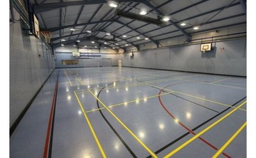 Sports Hall - SLS @ Blessed Robert Sutton Catholic Voluntary Academy - Staffordshire - 2 - SchoolHire