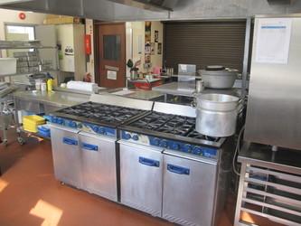 Kitchen - The Totteridge Academy - Barnet - 1 - SchoolHire