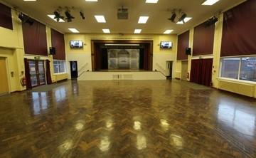 Main Hall - SLS @ Blessed Robert Sutton Catholic Voluntary Academy - Staffordshire - 1 - SchoolHire