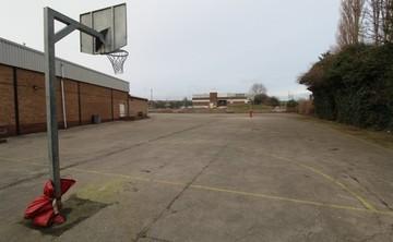 Tarmac Area - Multi Use Games Area - SLS @ Blessed Robert Sutton Catholic Voluntary Academy - Staffordshire - 1 - SchoolHire