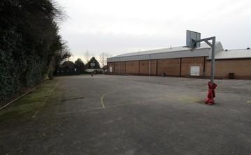 Tarmac Area - Multi Use Games Area - SLS @ Blessed Robert Sutton Catholic Voluntary Academy - Staffordshire - 2 - SchoolHire