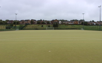 Astro Turf Pitch - SLS @ Blessed Trinity RC College - Lancashire - 2 - SchoolHire
