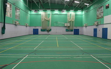 Sports Hall - SLS @ Blessed Trinity RC College - Lancashire - 1 - SchoolHire