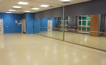 Dance Studio - SLS @ Blessed Trinity RC College - Lancashire - 1 - SchoolHire