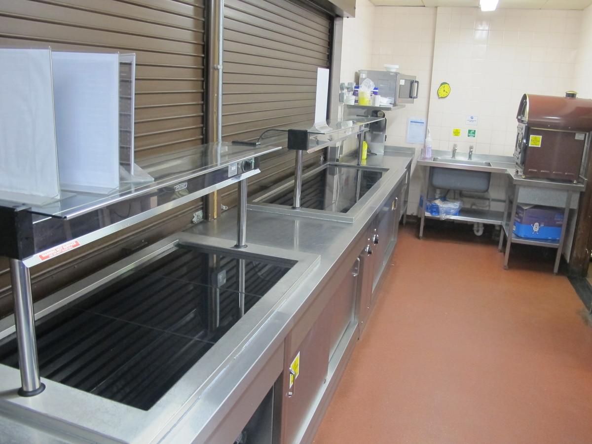 Kitchen - The Totteridge Academy - Barnet - 4 - SchoolHire