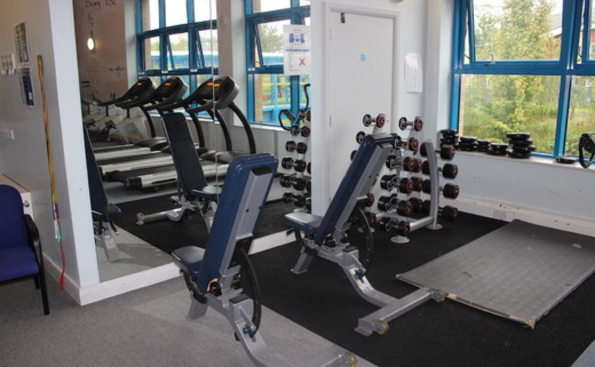 Fitness Suite - SLS @ Blessed Trinity RC College - Lancashire - 3 - SchoolHire