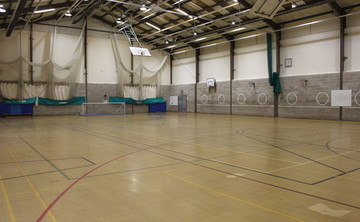 Sports Hall - SLS @ Boroughbridge High School - North Yorkshire - 2 - SchoolHire