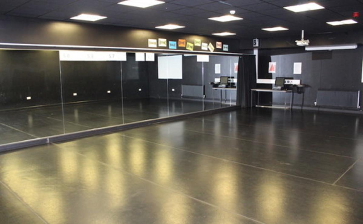 Dance Studio - SLS @ Boroughbridge High School - North Yorkshire - 1 - SchoolHire