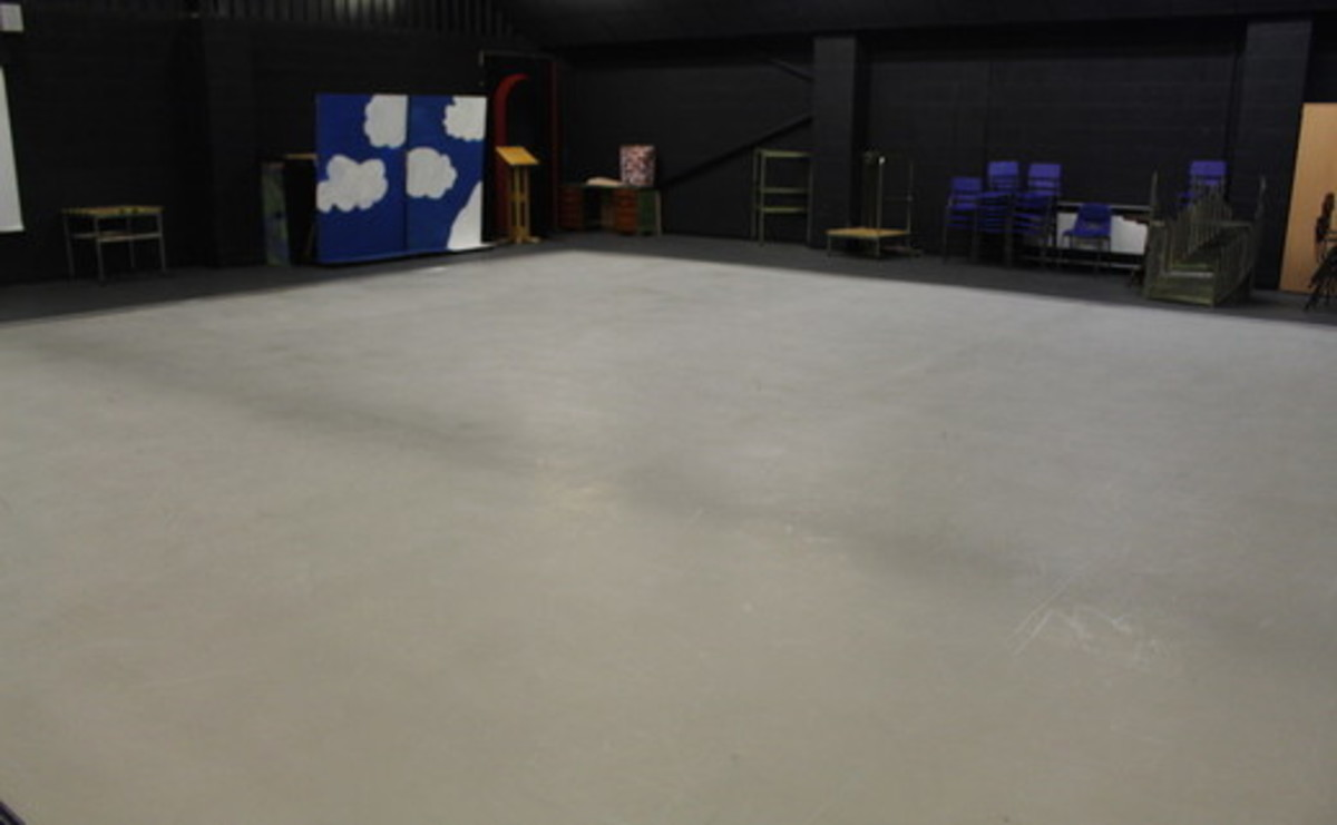Drama Studio - SLS @ Boroughbridge High School - North Yorkshire - 1 - SchoolHire